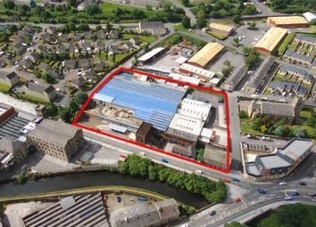 Thumbnail Industrial for sale in Trafalgar Street, Burnley