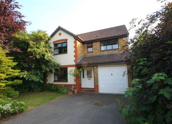 Thumbnail 4 bed detached house to rent in Moore Close, Cambridge