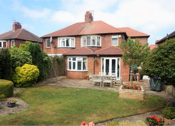 Thumbnail 4 bed semi-detached house for sale in Midhurst Road, Newcastle Upon Tyne