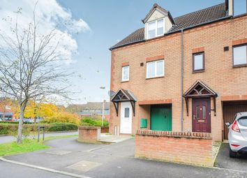 Thumbnail 2 bed end terrace house for sale in Abbotsbury Way, Swindon