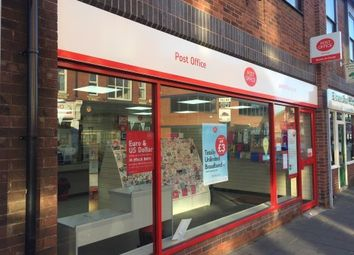 Thumbnail Retail premises for sale in Brook Terrace, Newcastle Avenue, Worksop