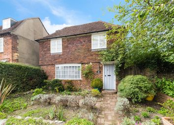 Thumbnail 3 bed detached house for sale in High Street, Merstham, Surrey