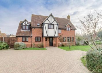 Thumbnail 4 bed detached house for sale in Oaken Head, Emerson Valley, Milton Keynes