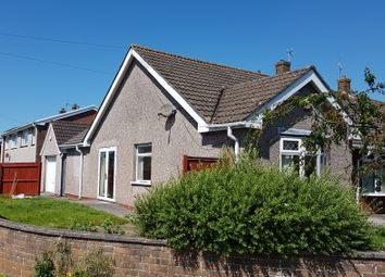 Thumbnail 2 bed semi-detached bungalow for sale in Heol-Y-Parc, North Cornelly