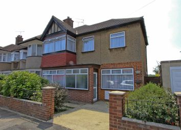 Thumbnail 4 bed semi-detached house for sale in Thurlstone Road, Ruislip Manor, Ruislip