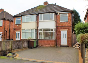 Thumbnail 3 bed semi-detached house to rent in Harvard Road, Solihull, West Midlands