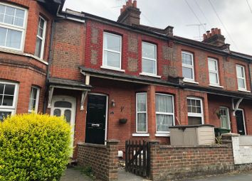 Thumbnail 3 bedroom terraced house for sale in Cromer Road, Watford