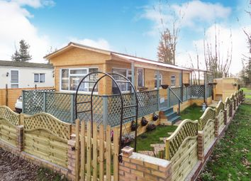 Thumbnail 1 bed mobile/park home for sale in Carlton Manor Park, Carlton-On-Trent, Newark