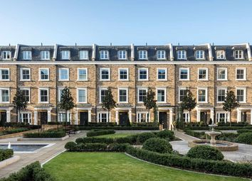 Thumbnail 5 bed town house for sale in Burlington Lane, Chiswick, London