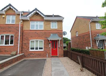 Thumbnail 3 bed end terrace house for sale in Oldwood Place, Eliburn, Livingston