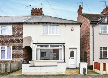 Thumbnail 2 bed property for sale in Oakfield Road, Stapleford, Nottingham