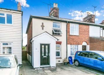 Thumbnail 2 bed end terrace house for sale in The Causeway, Heybridge, Maldon