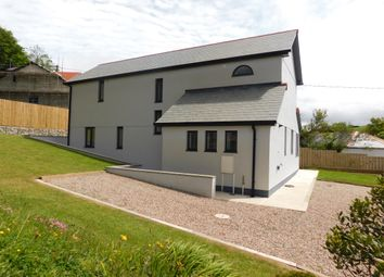 Thumbnail 4 bed detached house for sale in Riverside, Angarrack, Hayle