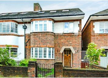 Thumbnail 5 bed semi-detached house for sale in Balham Park Road, Balham