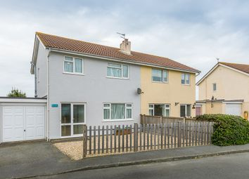 Thumbnail 3 bed semi-detached house for sale in Neuve Rue, St. Peter Port, Guernsey