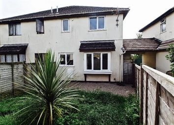 Thumbnail 1 bed end terrace house to rent in Penrose Court, Tolvaddon Camborne