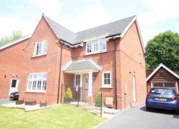 Thumbnail Detached house for sale in Coed Y Felin, New Inn, Pontypool