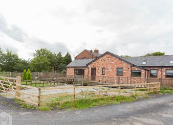 Thumbnail 3 bed detached bungalow for sale in Chew Moor Lane, Westhoughton, Bolton