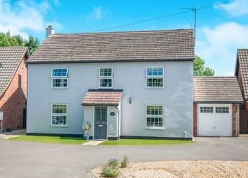 Thumbnail 4 bedroom detached house for sale in Station Road, Cotton, Stowmarket