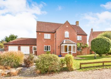 Thumbnail 4 bed detached house for sale in Wensum Gardens, Swanton Morley, Dereham