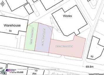 Thumbnail Land to let in Scotland Street Car Parking Spaces, Scotland Street, Sheffield, South Yorkshire