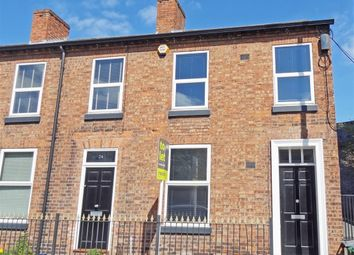 Thumbnail 3 bed end terrace house to rent in Chester Street, Shrewsbury