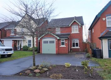 Thumbnail 3 bed detached house for sale in White Moss Road, Skelmersdale