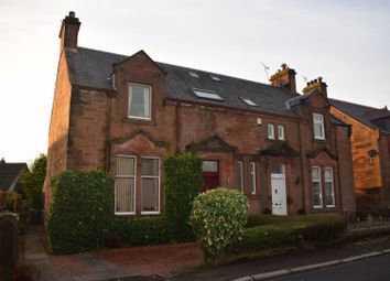 Thumbnail 4 bed semi-detached house for sale in 46 New Abbey Road, Dumfries