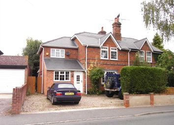 Thumbnail 3 bed property to rent in Church Lane, Three Mile Cross, Reading