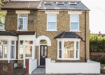 Thumbnail 4 bedroom terraced house for sale in Campbell Road, Walthamstow, London