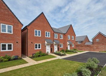 Thumbnail 3 bed semi-detached house for sale in Lloyd Jones Road, Haslington, Crewe