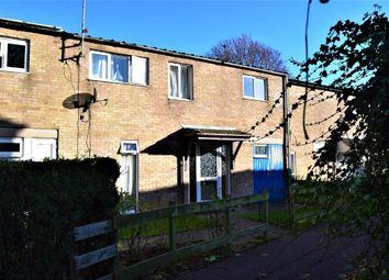 Thumbnail 3 bedroom terraced house for sale in Brookfurlong, Ravensthorpe, Peterborough