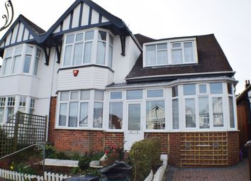 Thumbnail 4 bed semi-detached house to rent in Tivoli Road, Brighton