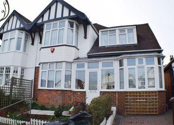 Thumbnail 4 bed semi-detached house to rent in Tivoli Road, Brighton