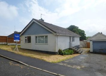 Thumbnail 3 bed bungalow for sale in Caergelach, Llandegfan, Menai Bridge, Sir Ynys Mon