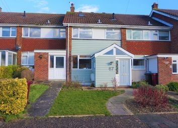 Thumbnail 4 bed terraced house for sale in St. Leodegars Way, Hunston