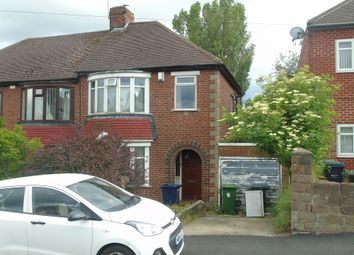 Thumbnail 3 bed semi-detached house for sale in Lobley Hill Road, Gateshead
