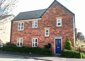 Thumbnail 3 bed detached house to rent in Wyedale Way, Walkergate, Newcastle Upon Tyne