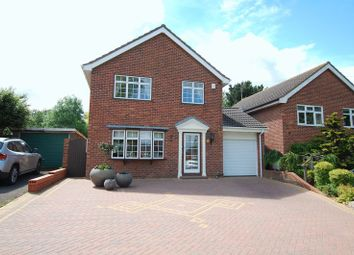 Thumbnail 4 bed detached house for sale in Badgers Mount, Orsett, Grays