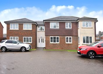 Thumbnail 2 bed flat for sale in 98 Tinsley Lane, Crawley