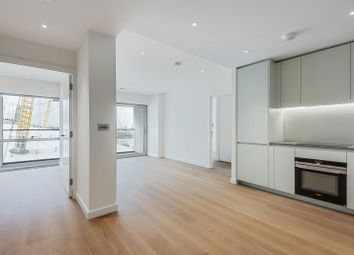 Thumbnail 2 bed flat to rent in No.2, Upper Riverside, Cutter Lane, Greenwich Peninsula