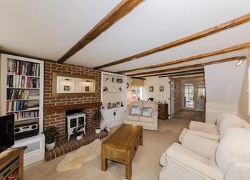 Thumbnail 2 bed cottage for sale in Boundary Cottages, Worthing Road, Rustington