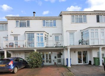Thumbnail 3 bed terraced house for sale in Conyer Quay, Conyer, Sittingbourne