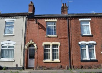 Thumbnail 3 bed terraced house for sale in Greenwood Road, St James, Northampton