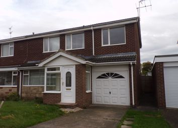 Thumbnail 5 Bed Semi Detached House For Sale In Hawkshead Court Newcastle Upon Tyne