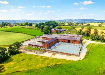 Thumbnail 6 bed terraced house for sale in Nantcribba Barns, Forden, Welshpool, Powys