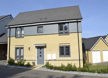 Wilfred Appleby Mews, Stanway, Colchester CO3. 3 bed detached house