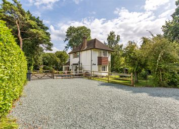 4 bed detached house for sale in Single Street, Berrys Green, Westerham TN16
