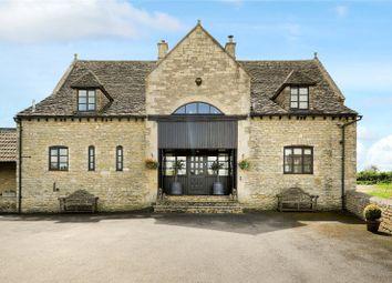 Thumbnail 4 bed detached house for sale in Lapdown Lane, Tormarton, Badminton, Gloucestershire