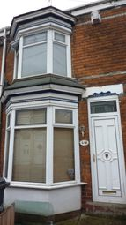 Thumbnail 2 bedroom terraced house to rent in Montrose Avenue, Hull